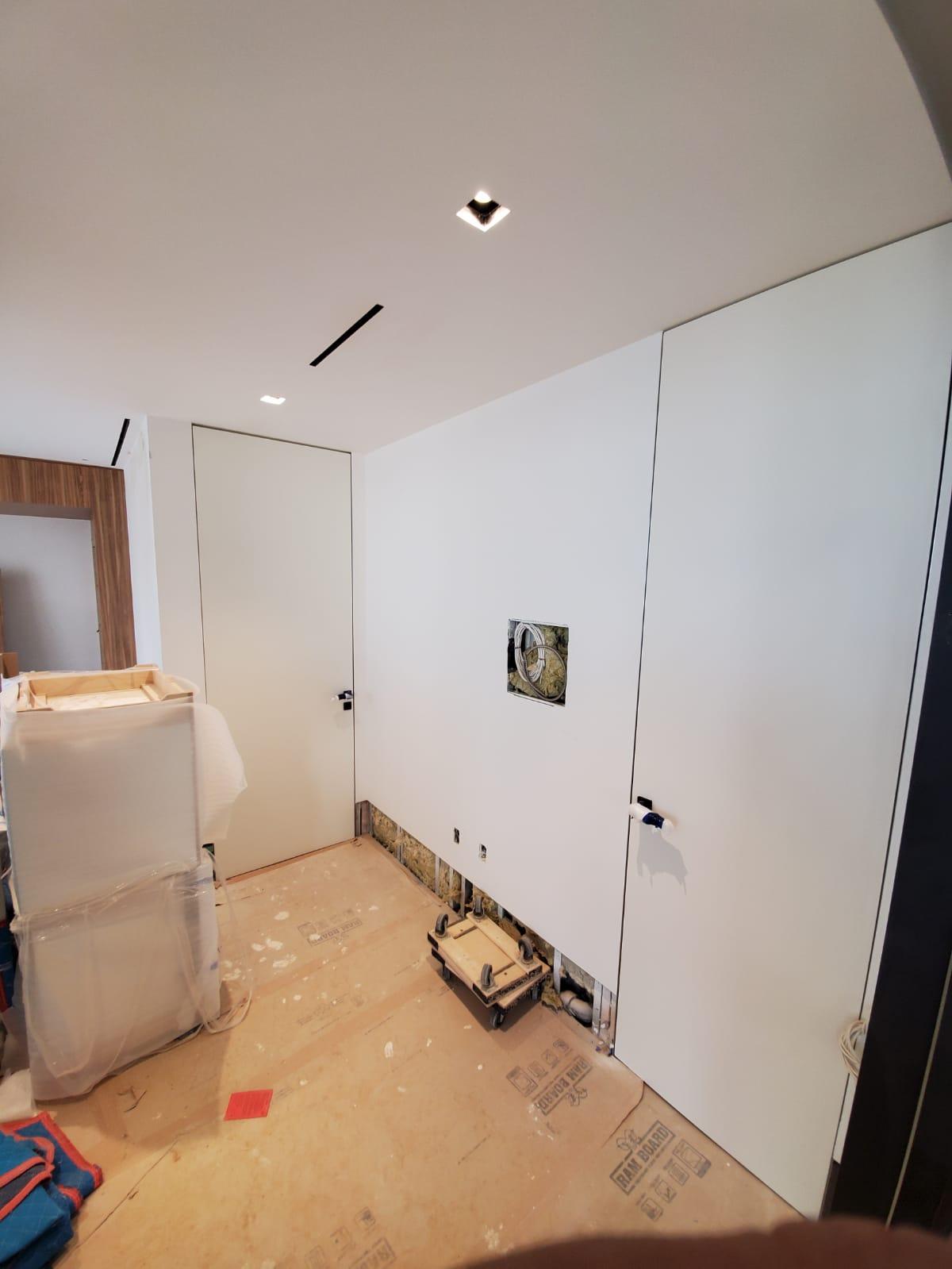 Flush Interior Doors