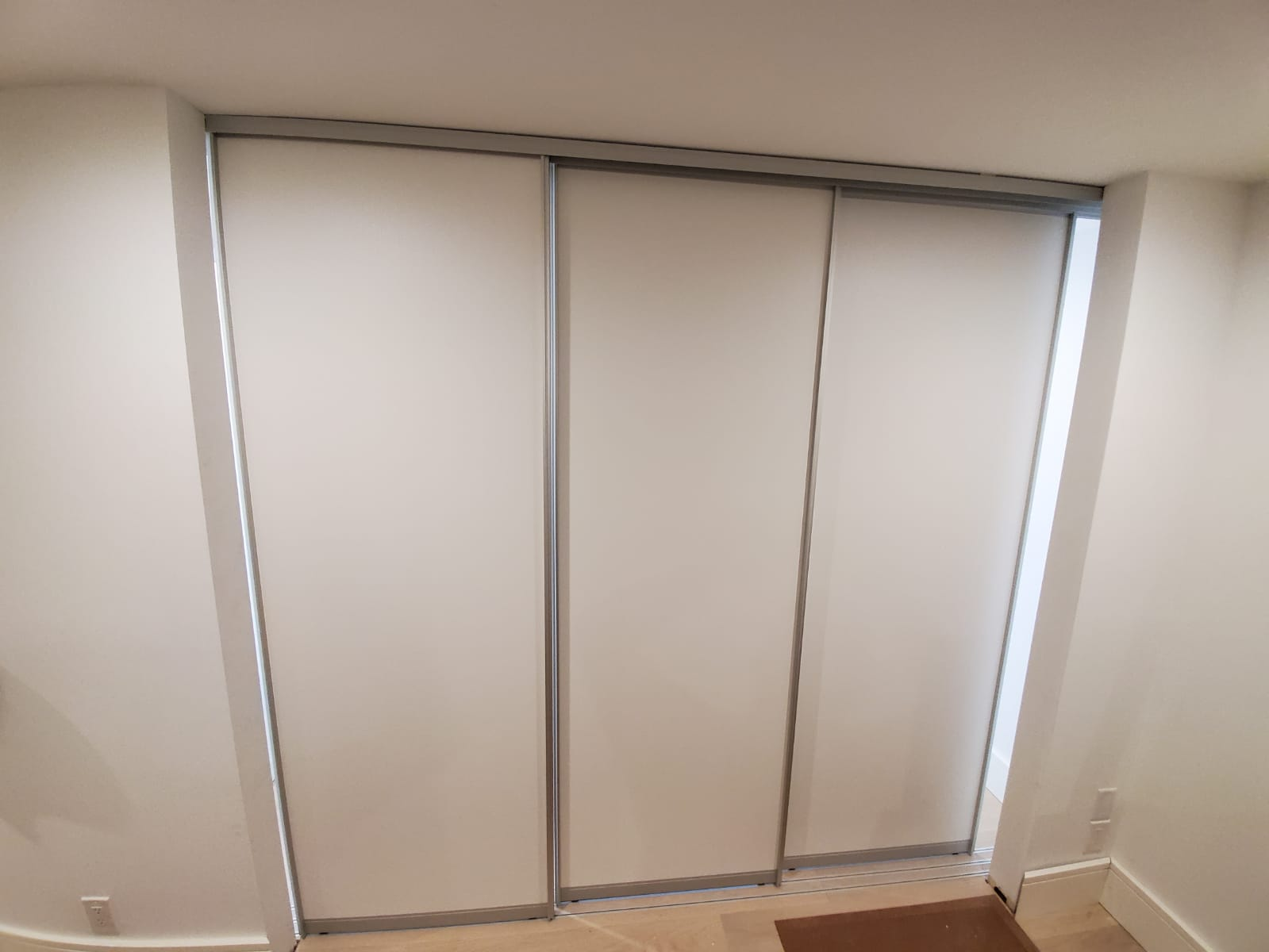 3 Panel Sliding Doors